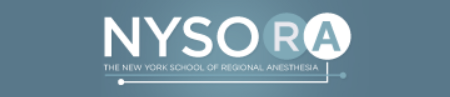 NYSORA - The New York School of Regional Anesthesia. Click here to view more . . .